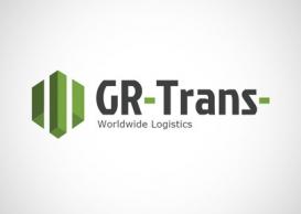 GR Trans logo