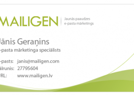 Mailigen businesscard