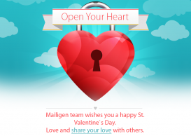 Mailigen St. Valentines Day
